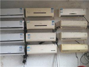 专业买卖二手空调  移机  安装 维修 加氟