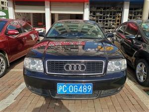 樂平0798精品二手車一上海車04年奧迪A6極品