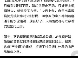 """小村落修通了致富""""�a�I道"""",�T����F牛村建起4000��""""高粱+青菜""""基地"""