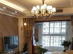 急售,瑞景国际3室2厅1卫88万豪华装修证满两年税低