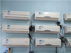 买卖二手空调 租赁空调 安装维修 移机 充氟 维修
