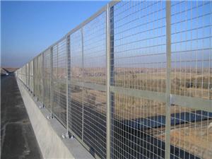 廣東珠海公路護欄網市政綠化帶隔離柵園林防護網廠家