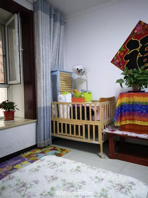 小龙哈彼婴儿床,星月辰婴儿车 宝宝出生时,别人送的礼物,孩子跟大人睡习惯了,婴儿床用不上,孩子都没...