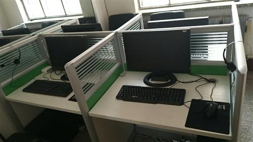 出售二手电脑14,套350每套,AMD双核,4G内存,160硬盘。19显示器。办公相当好用(除了电脑...