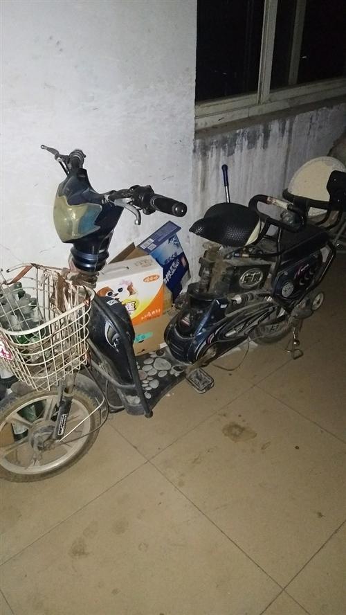 寶悅電動車,只能說還能騎,電瓶去年剛換的,300元,不議價,自提!