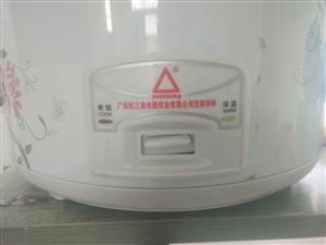 13L商用电饭锅,用了一个学期,闲置不用了!