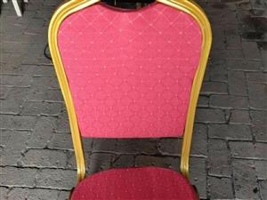 婚礼上用的红色椅子有40多把,每把25元,急出售