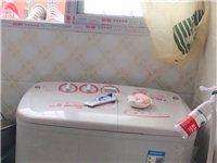 美的半自动洗衣机,买来没多久用了一两次,有意者可18587883571