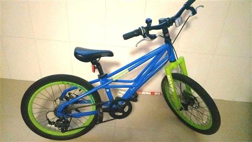 九成新兒童自行車,極低價處理