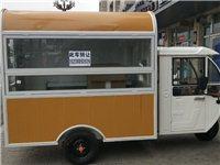 求购二手电动烧烤车一辆,要新式的!最好3米的!