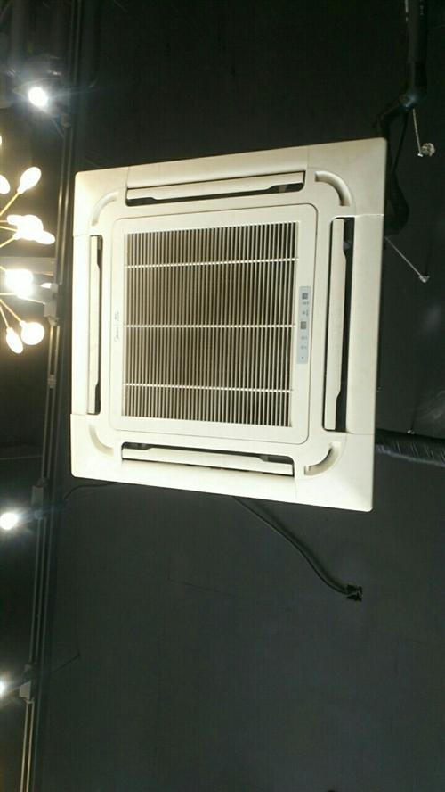 中央空调处理 带管子 安装半年