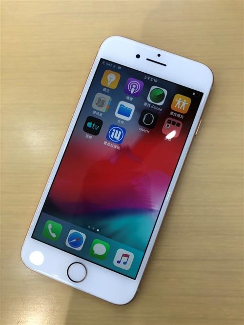苹果8 64G金色 国行正品,全原装无拆修,成色好 9成新