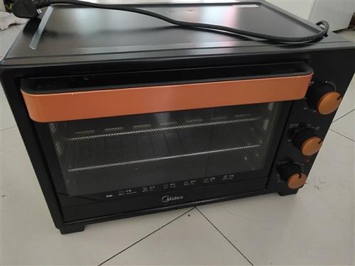 美的烤箱,9.5成新,买的用了没几次,本来太懒馍馍都是买着吃,在家闲置占地方出售
