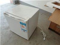 急售美菱冰箱9.5成新,京东购物。生产商是合肥美菱股份有限公司 规格型号是BC—46 耗电量是0...