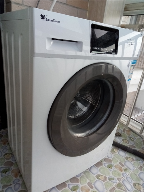 小天鵝全自動洗衣機。(全新 )