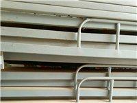 本人有九成新上下層鐵床,還有床板,急于出售!!!地址陽谷岳海衛生室東500米。電話136921551...