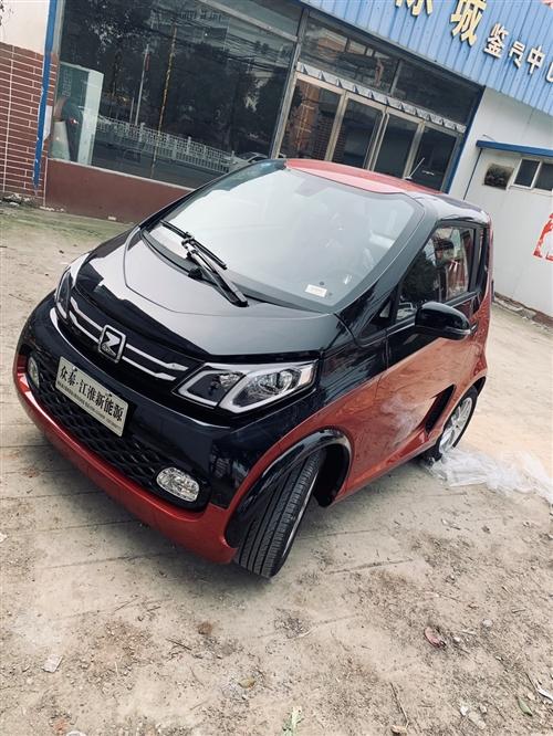 眾泰e200pro 準新車 3月份買的行駛8000公里。辦齊7萬多。等用錢低價出售。非誠勿擾