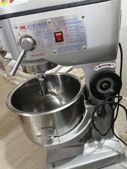 商用搅拌机闲置,需求出售。