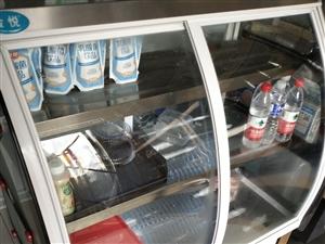 出售一台保鲜柜,用三月不到