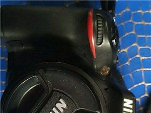 尼康D7100相机没时间玩,低价出售 。旧司验货