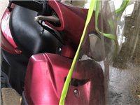 金沙国际网上娱乐雅马哈福逸踏板车一台,9诚新,
