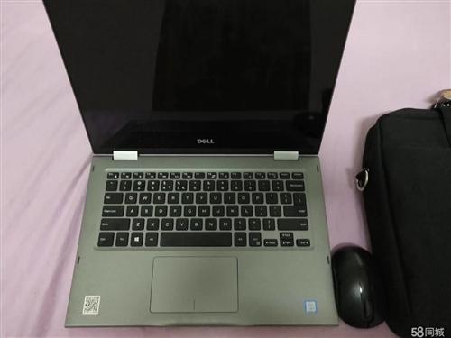 低價轉讓筆記本電腦,戴爾觸屏,全新,需要聯系我