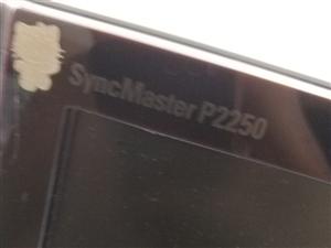 三星显示器,22寸家用的