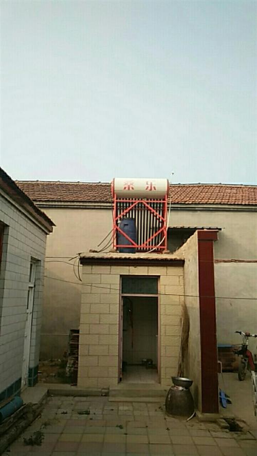 出售拆迁太阳能,多乐彩暖炉一套五组铝?#36758;?#26262;气片要的联系,价格优惠。