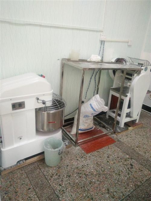 本人有煮面机,打面机,和面机出售,用了半个月,17370721589微信同号