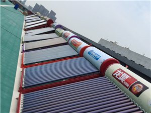 楼顶玻璃管机、阳台壁挂机负责安装
