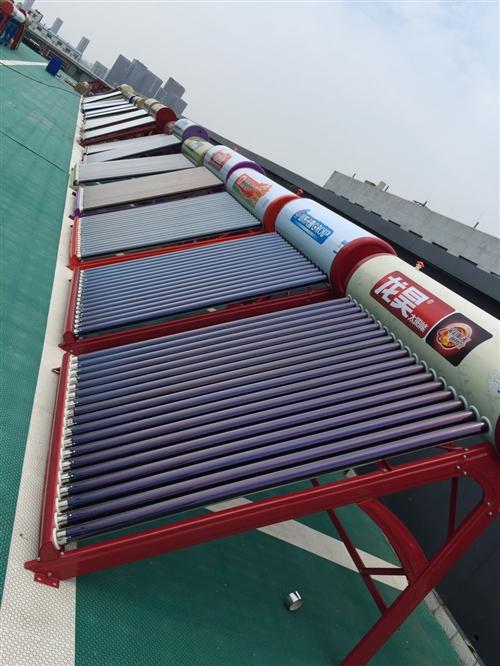樓頂玻璃管機、陽臺壁掛機負責安裝