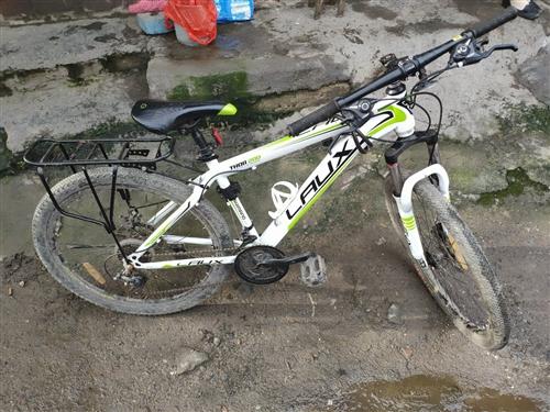 意大利雷克斯牌,山地自行車,一共21檔,買了之后沒怎么騎,當時買成700,發票還在,有鎖有鑰匙剎車這...