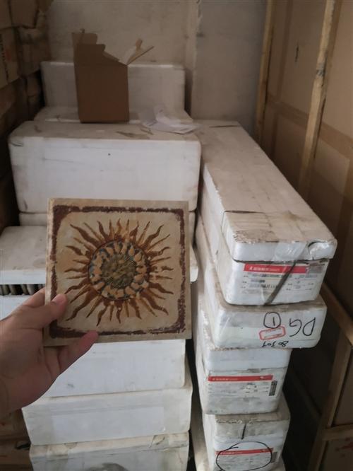自己装修280个平方房子的瓷砖 墙砖 电子马桶 梳妆台 床 卫浴产品 现在房子卖啦 现低价处理这些东...