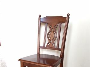 全新出口家具尾��,全��木餐椅,酒店家用都可以!�系��13365436687
