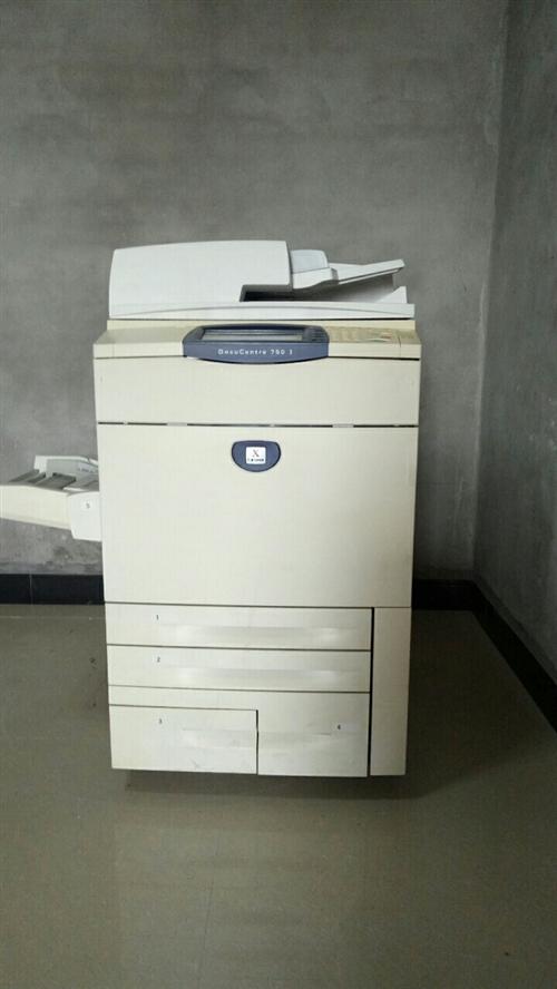 富士施樂750復印打印機一臺