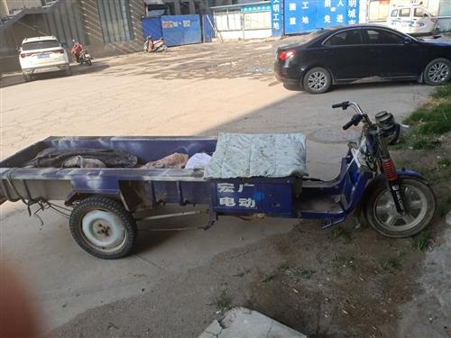 电动三轮车。5块电瓶。自用。3500元。