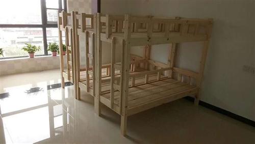 學生課桌椅/實木高低床/上下鋪黑板學校餐桌