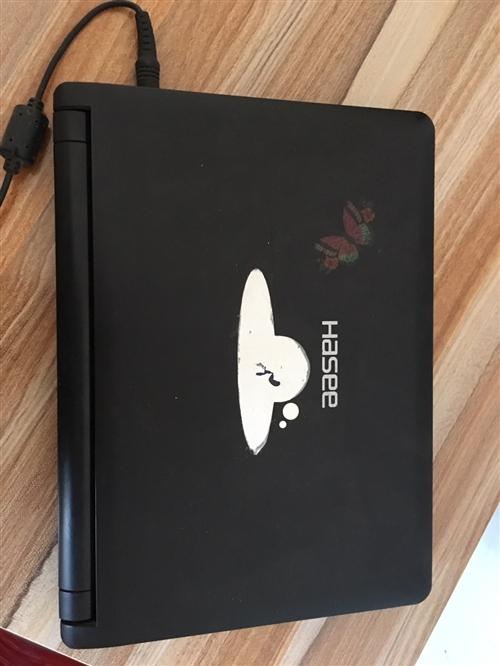 闲置海信10寸笔记本电脑凌动N270,运行内存2G,上网本看看视频和听听音乐没问题,配件价给有需要的...