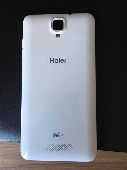 闲置海尔5寸手机一部