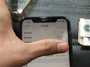 国行苹果XR 64G 刚用3个月
