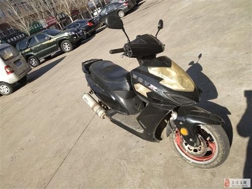 二手踏板摩托價格面議