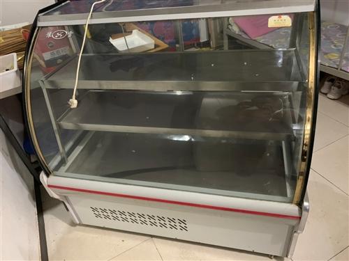 涼菜展示柜出售 合陽縣城內