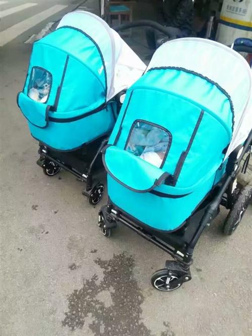 愛貝麗品牌嬰兒車,車輪大,減震效果超好,就是農村的路都好推,配件齊全,有蚊帳、雨棚、涼席、奶瓶架等等...