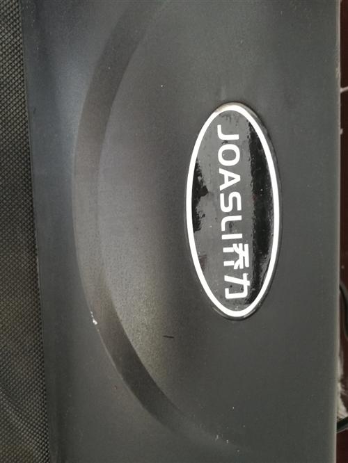 喬力跑步機,去年買的,用了沒幾次,很新,三折出售,可去淘寶查看價格!聯系電話18365645526