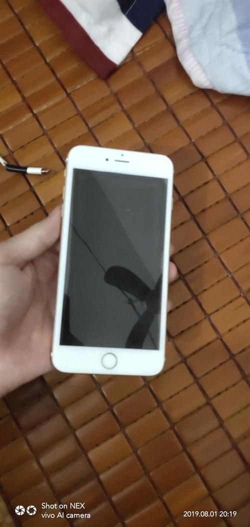 vivo NEX和iPhone6p苹果手两个美女依朱俊州坐了下来机两个手机2100vivo NEX后壳碎了但不影响∞