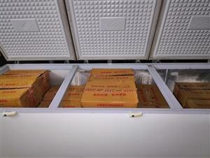 星星超大冰柜1280升转让 地址:琼海市兴工路椰海生活小区 联系电话:18898937889