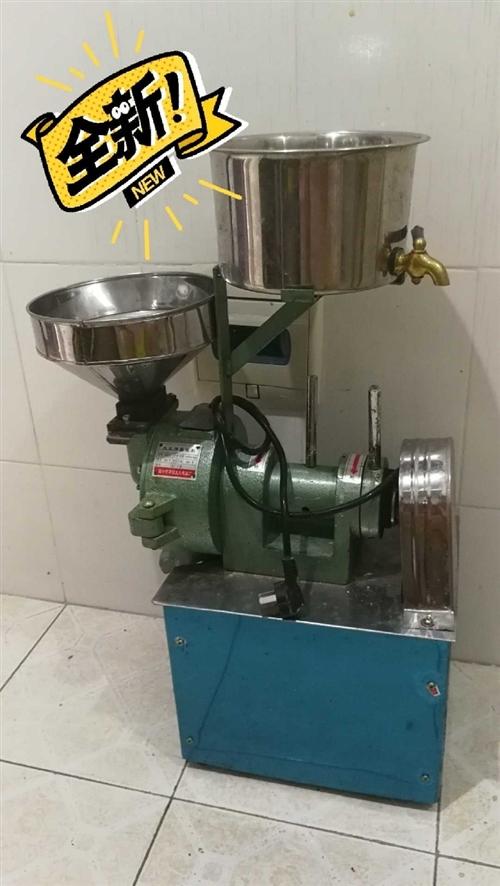 因改行转手。操作简单,做工精细,噪音小,打出来的浆汁细腻。
