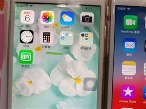 本人出两个苹果手机,一个苹果6,只有16G,一个6s,64g的,价格从优,同城交易。需要的联系我