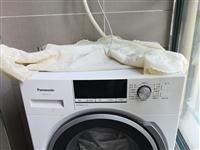 松下全自动滚筒洗衣机一台,9成新 双虎家私六开门衣柜一套,9成新 低价处理,给钱就出,需要的电话...
