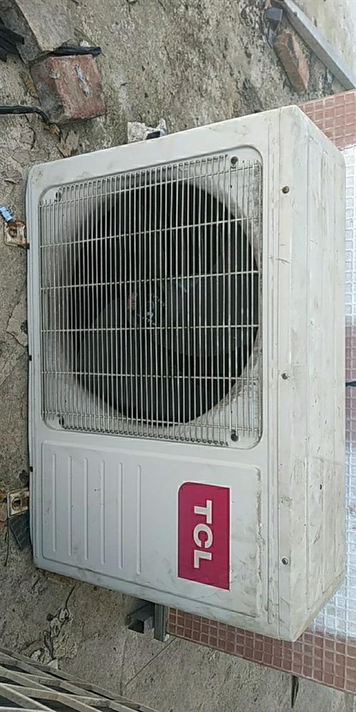 TCL定频空调一台出售,不带铜管,需要的联系。